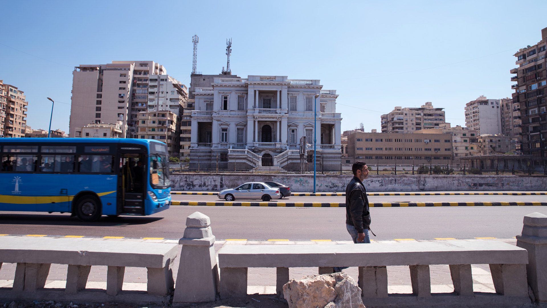 Much of Alexandria's architectural heritage has been destroyed, blamed on corruption and shadowy business deals.