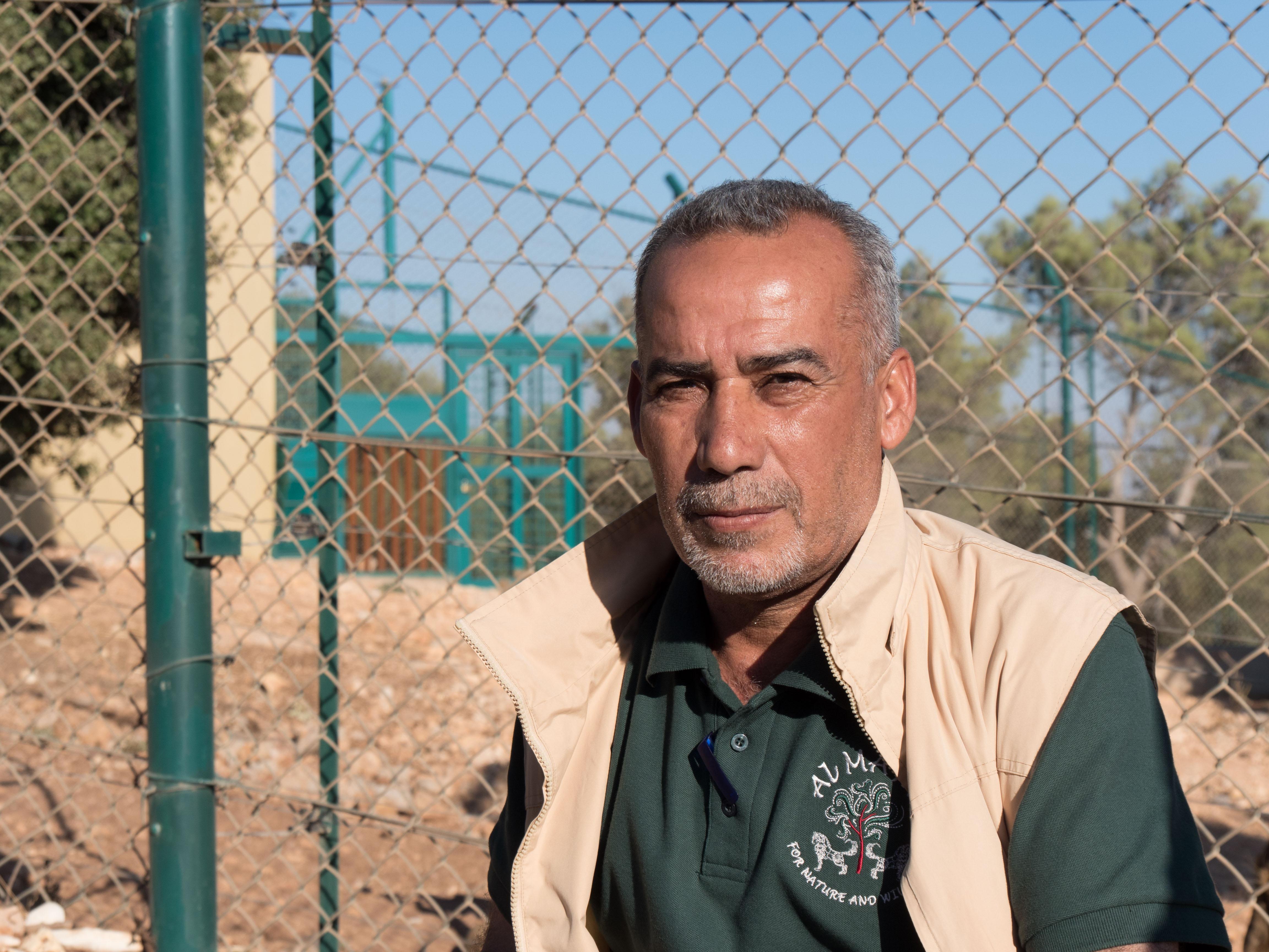 Tierheim in Jordanien
