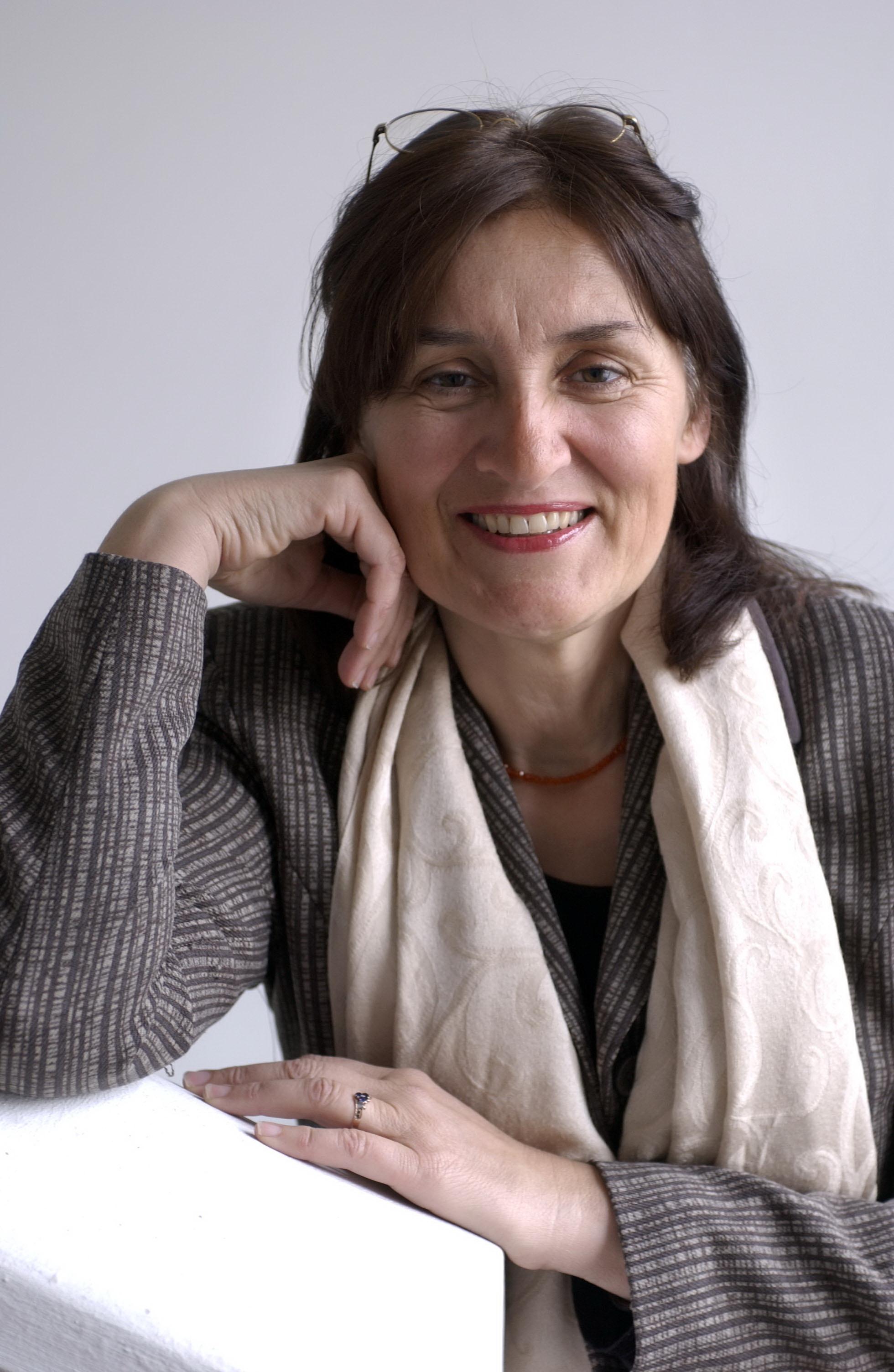 Christiane Schlötzer-Scotland (*1954), Journalistin und Buchautorin