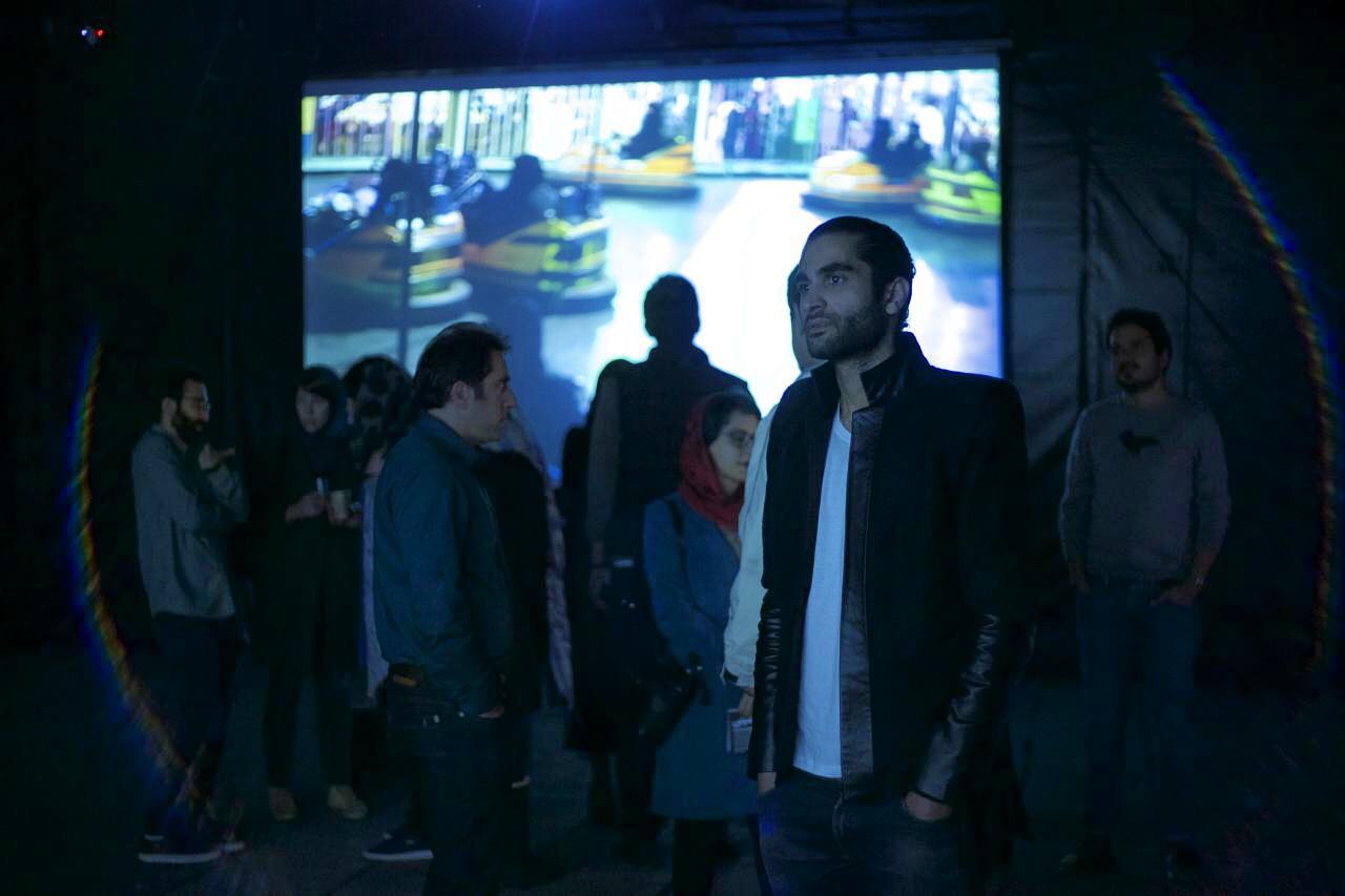صورة من عرض فيلم أروى النعيمي ، نيفر نيفر لاند