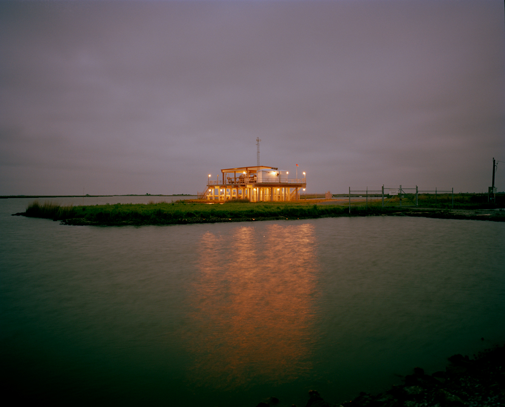 'Troubled Water,' a series depicting the aftermath of the Gulf Horizon oil spill and the loss of land in Louisiana.