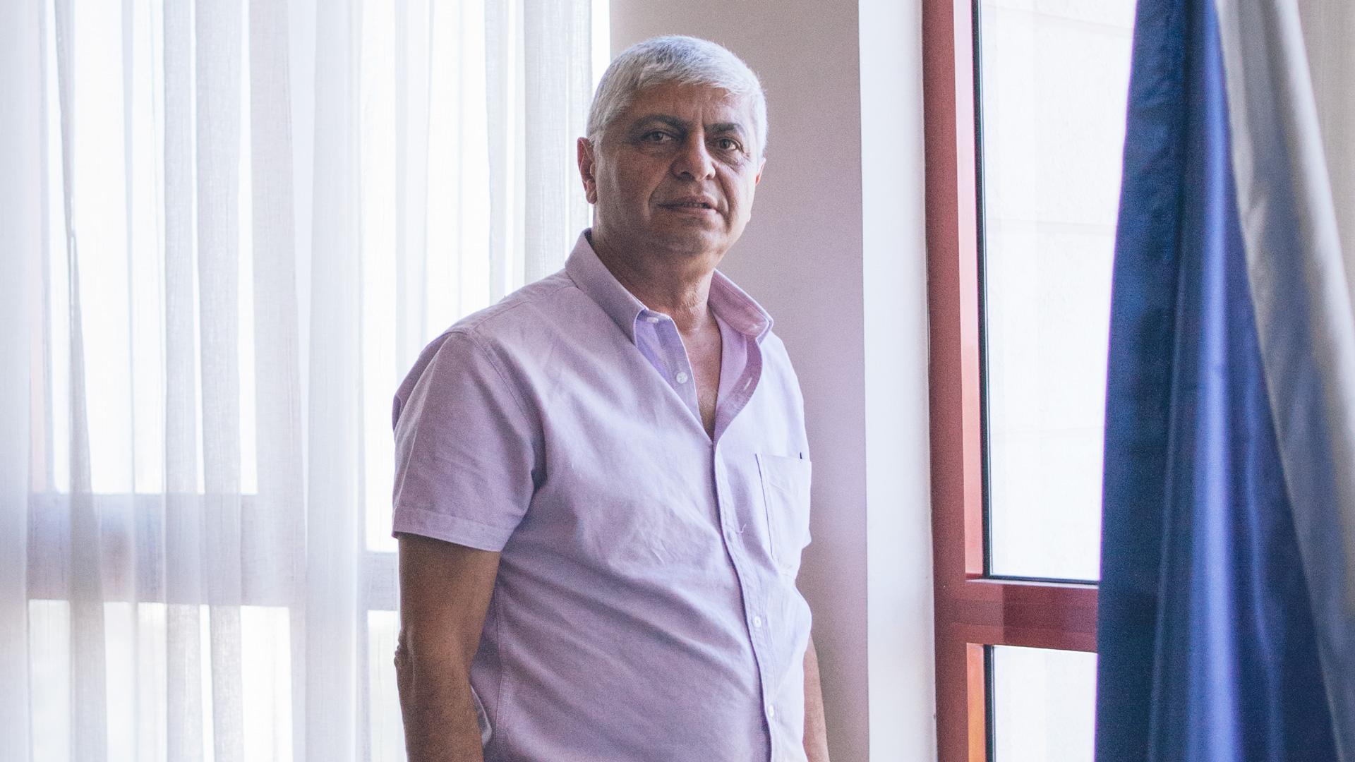 Benny Kashriel