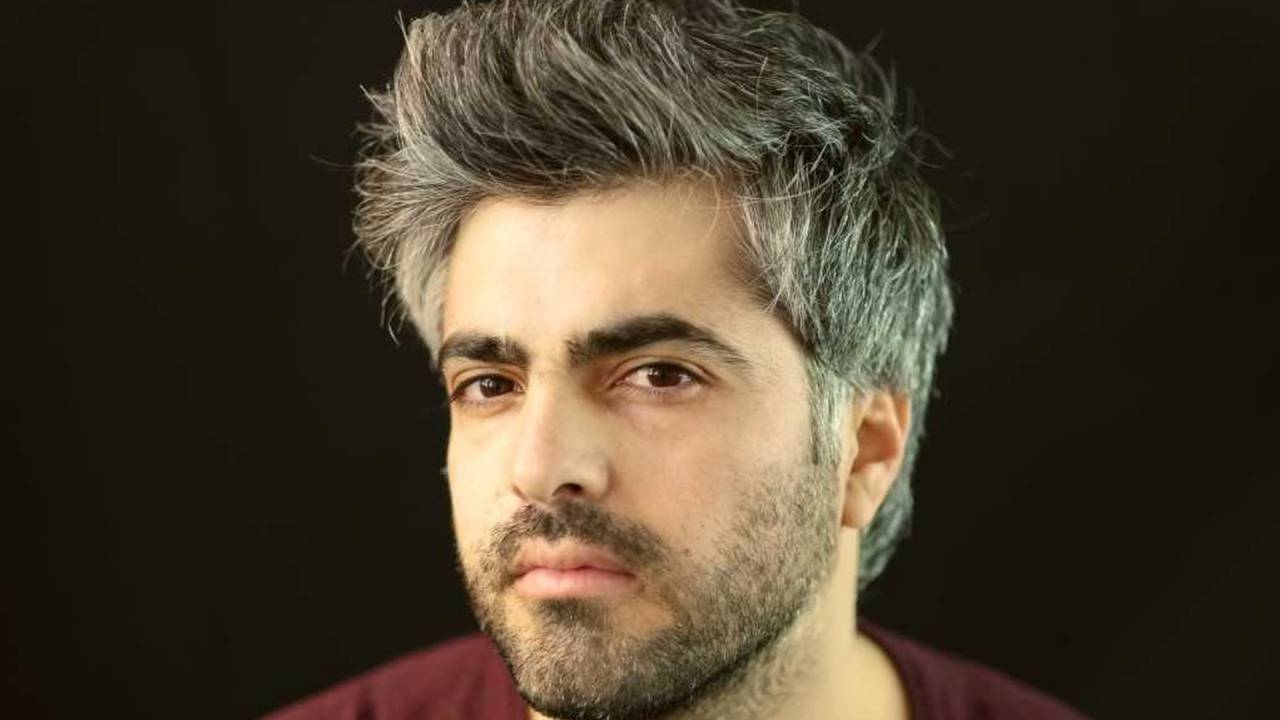 Feras Fayyad, director of the Oscar-nominated documentary 'The Cave'