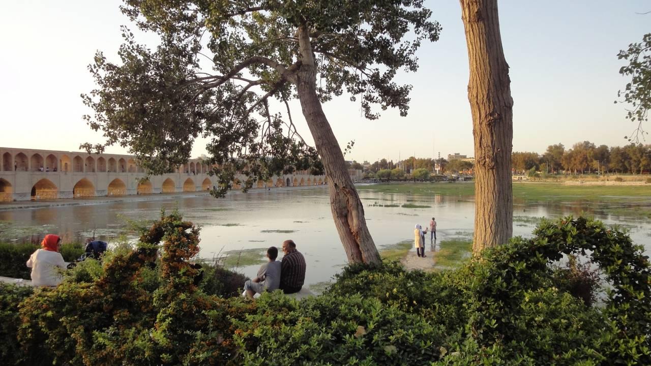 Tourismus in Iran