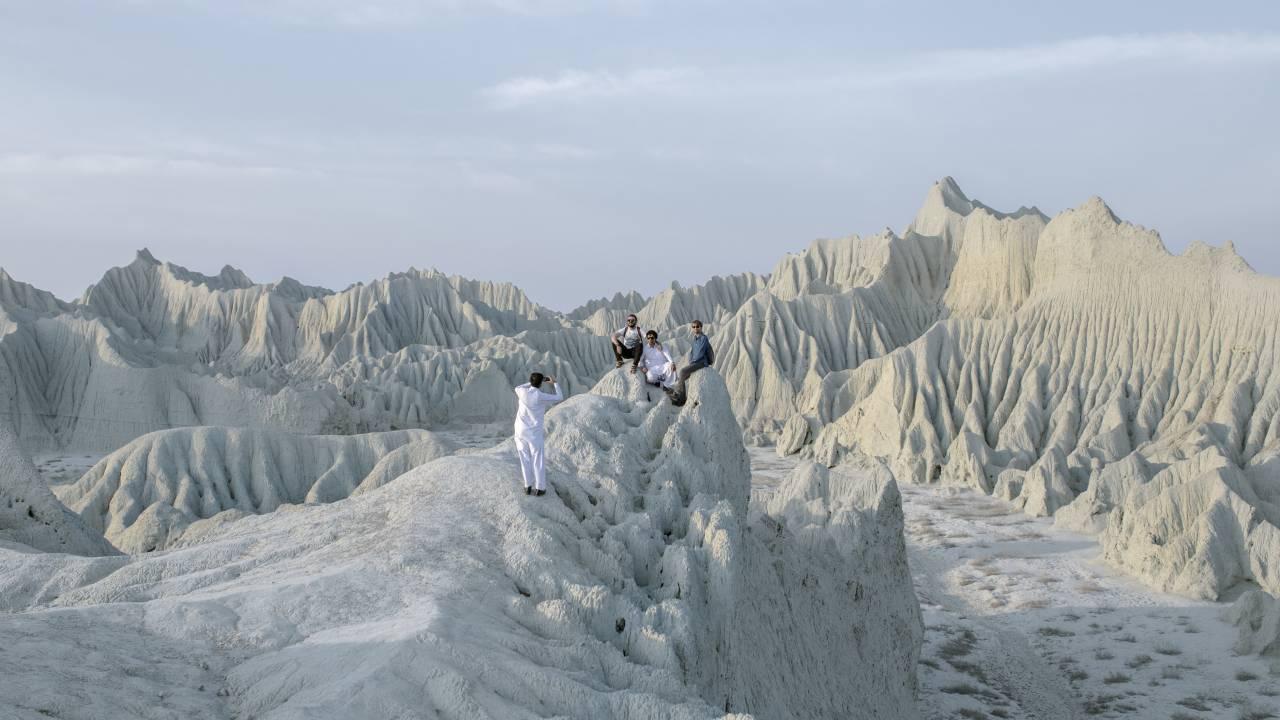 Klimawandel im Südosten von Iran