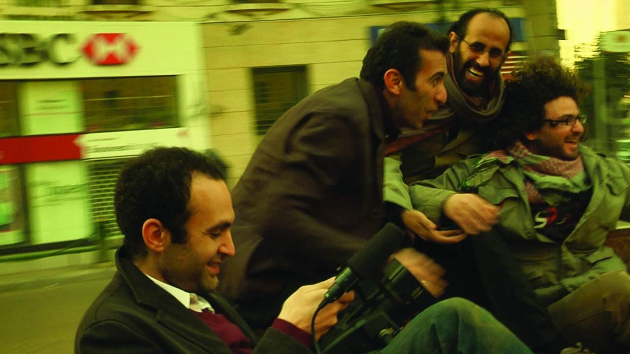 Eine Szene aus dem preisgekrönten Film »In The Last Days of the City« von Tamer El Said.