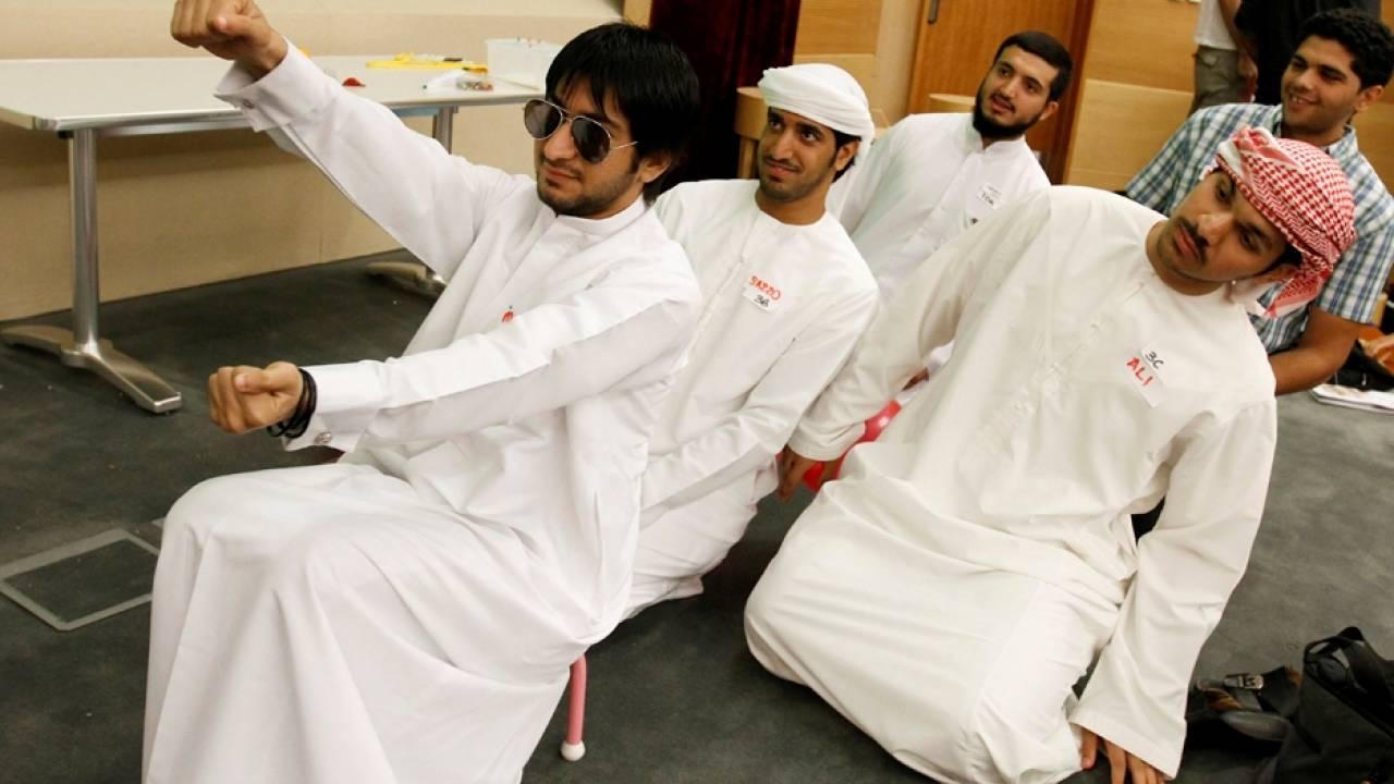 UAE University students