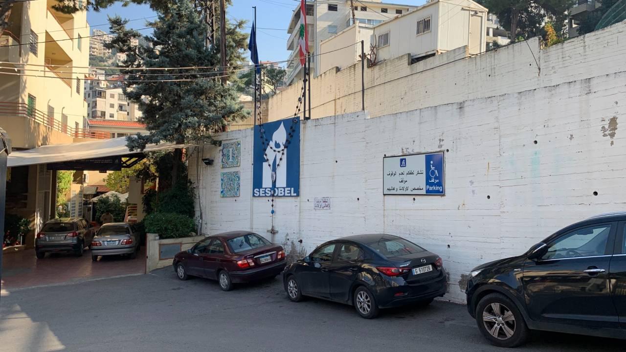 SESOBEL headquarters in Lebanon's capital Beirut
