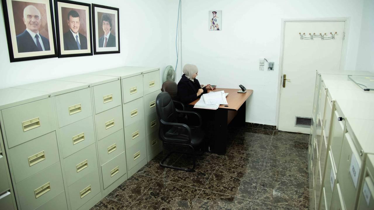 Frauenhäuser in Jordanien
