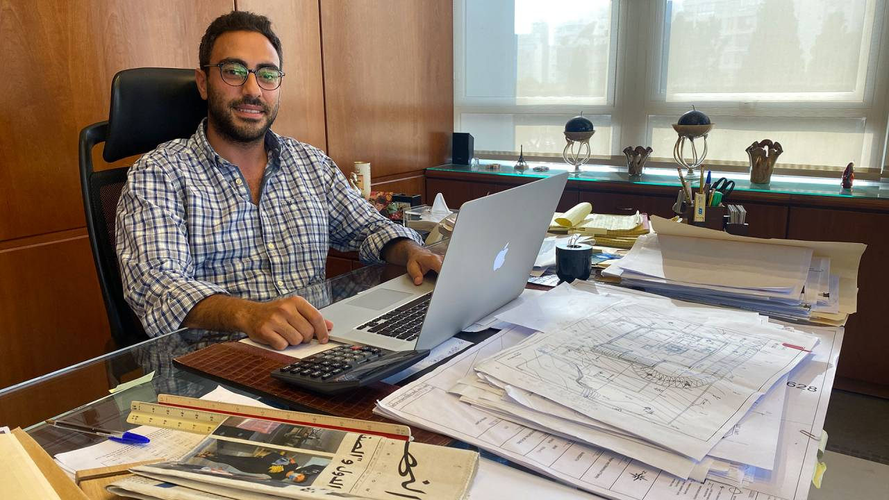 Stadtplanung im Libanon