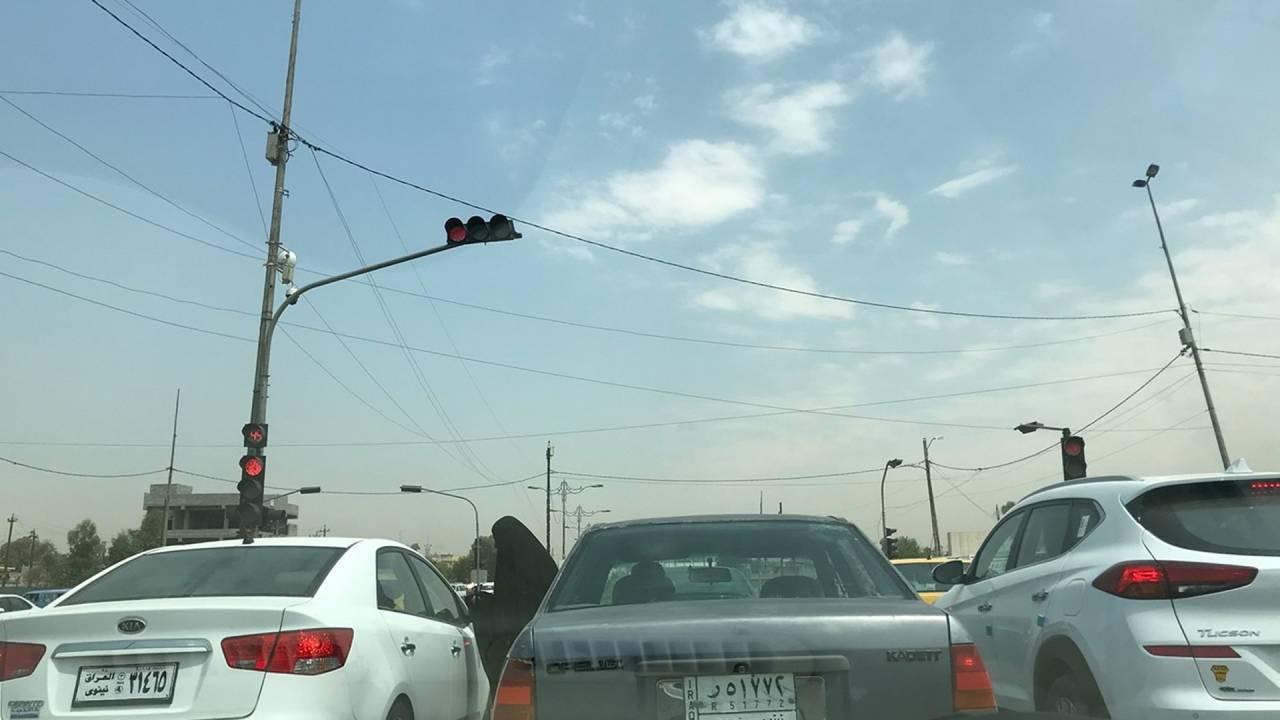 Suicide among Iraqi women in Mosul