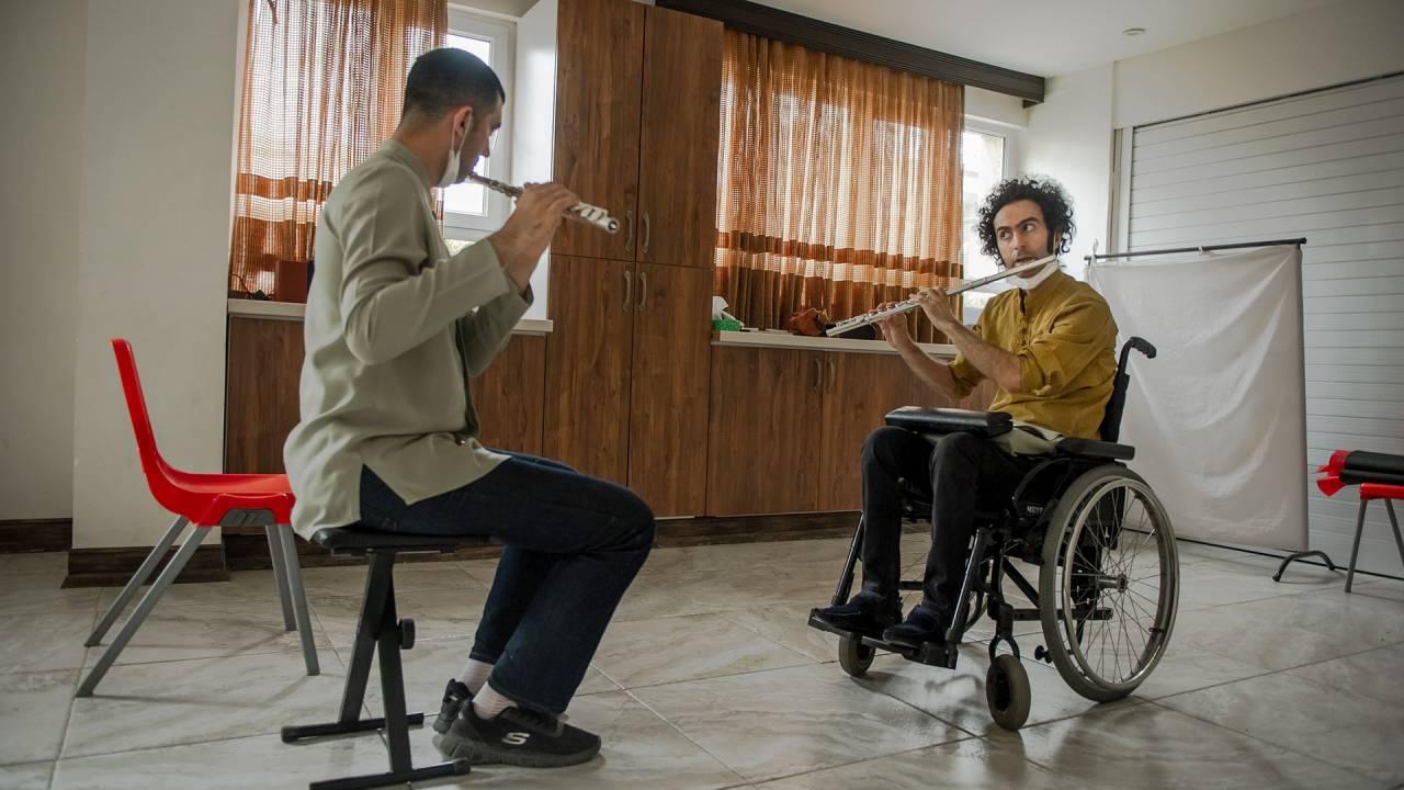 Menschen mit Behinderung in Iran