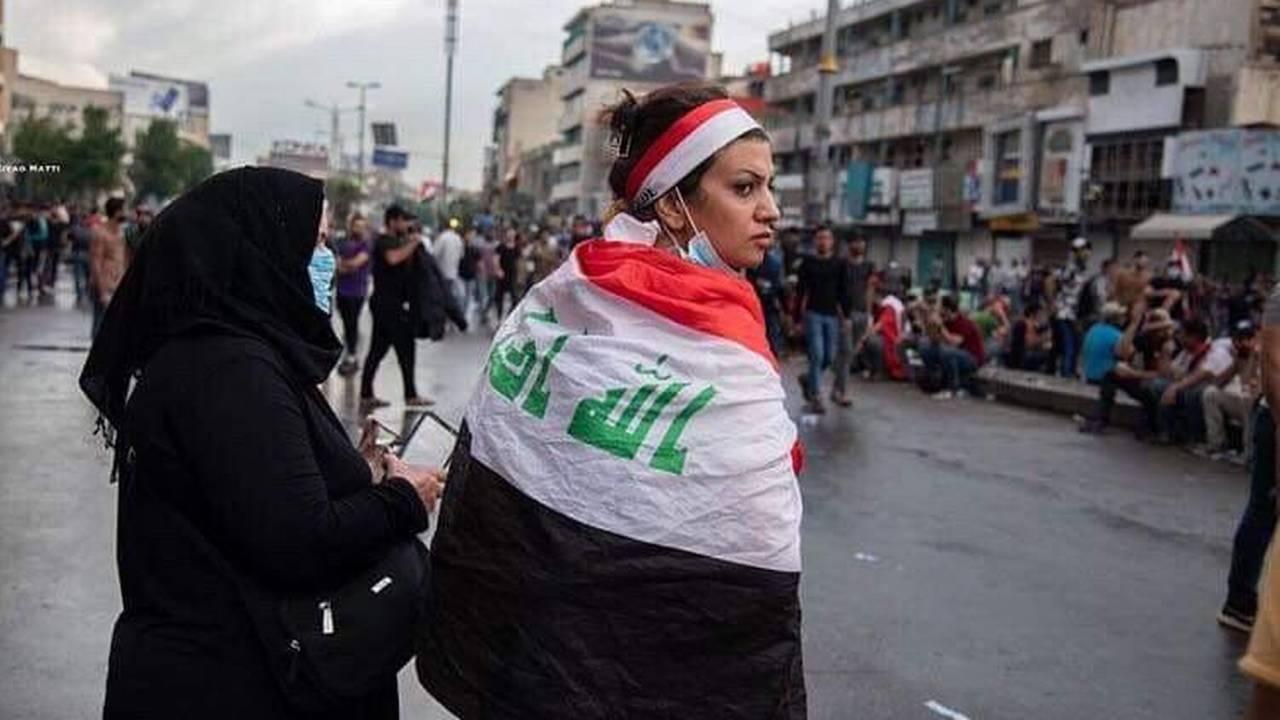 The demographics of Iraq's protest movement