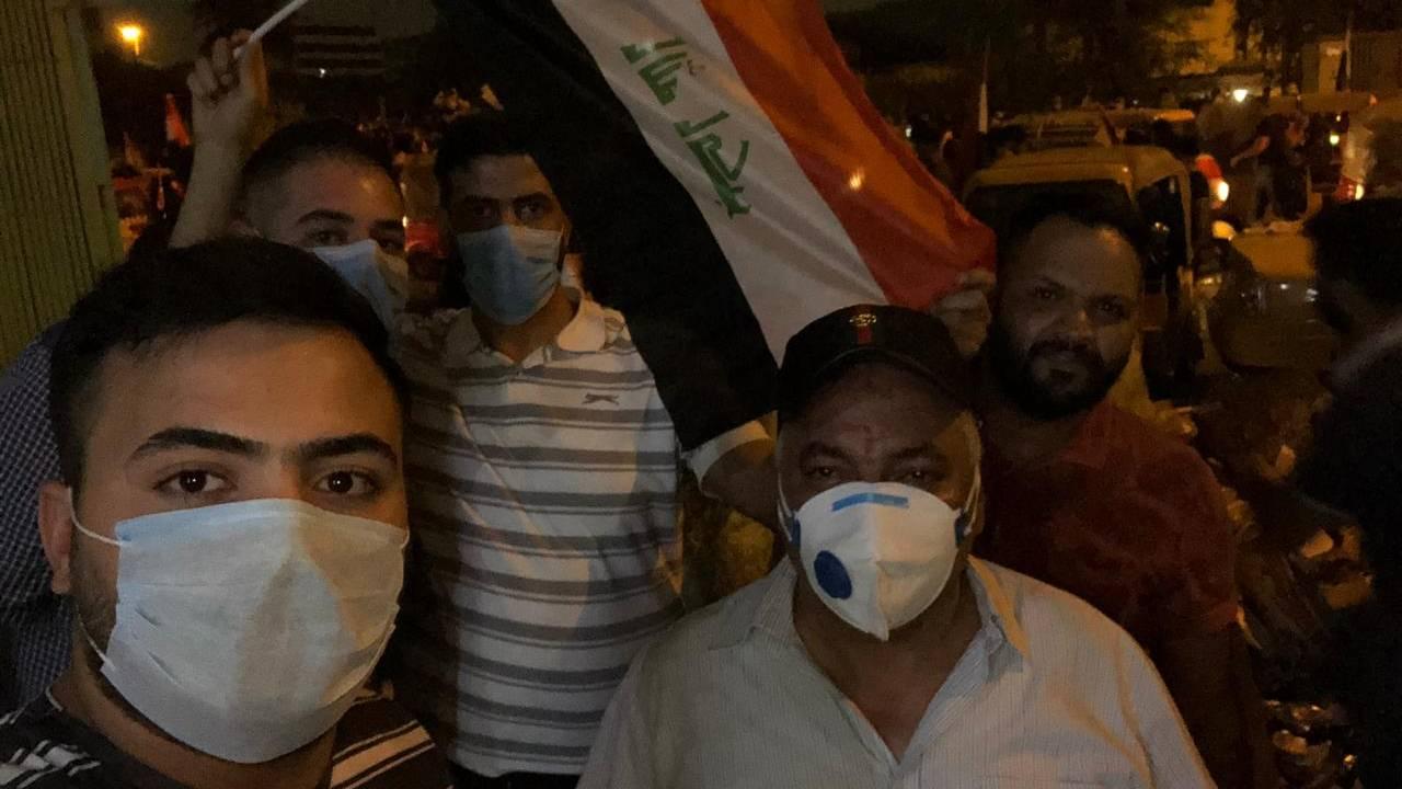 Parteien, Jugend und die Proteste im Irak
