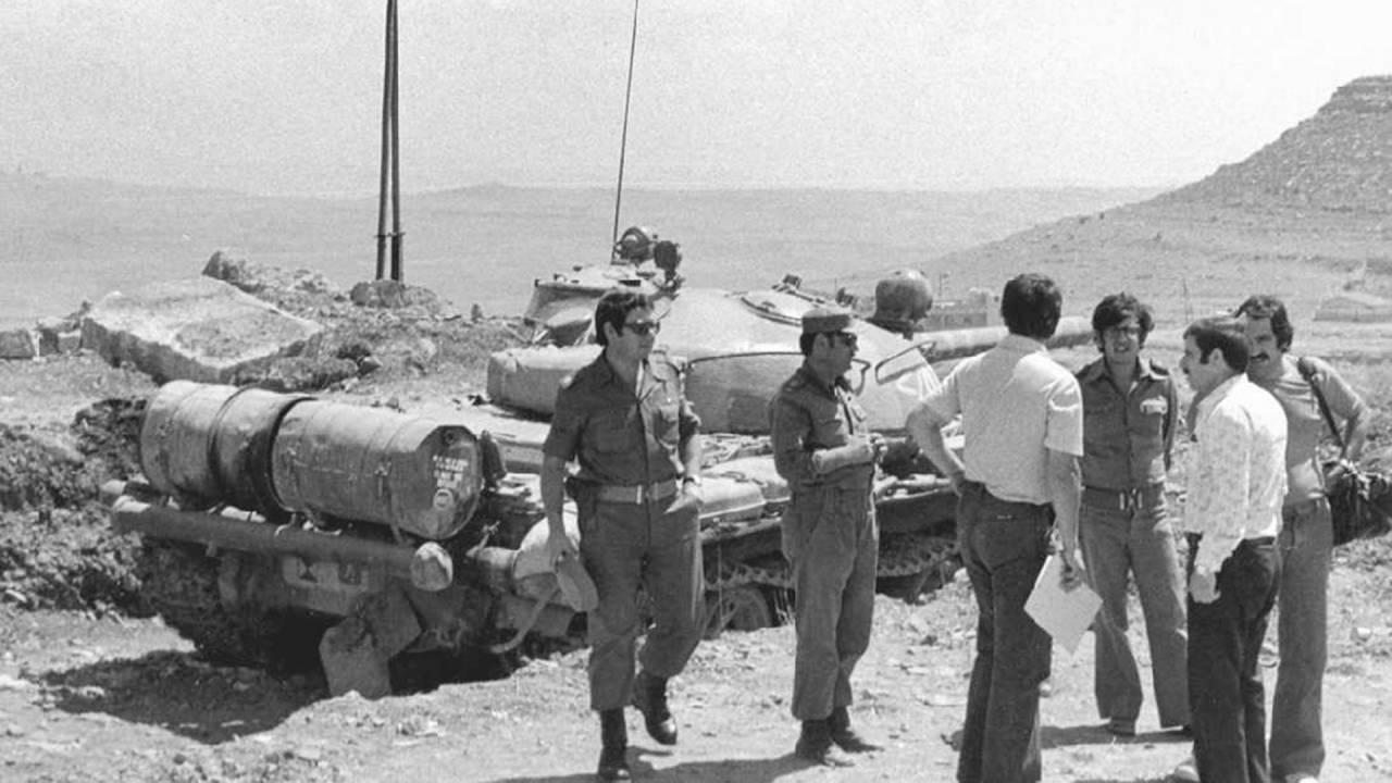 Ulrich Kienzle über den Bürgerkrieg im Libanon