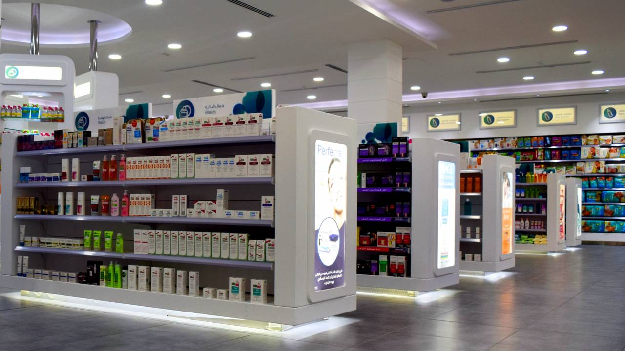 Filiale von Pharmacy1 in Jordanien