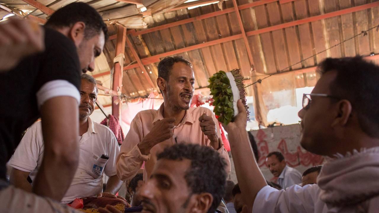 Bewegung des Südens und der Krieg im Jemen