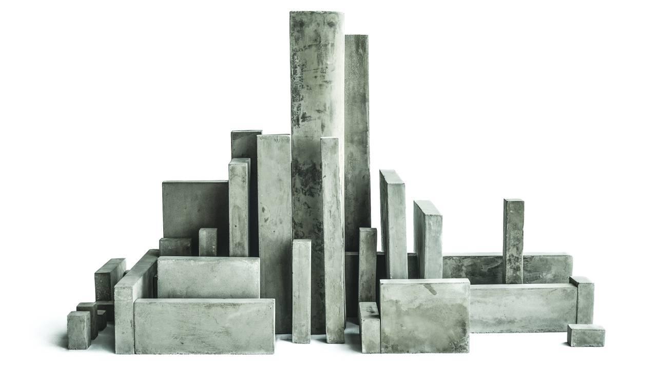 Die Installation »They Will Be Seen Competing In Costructing Lofty Building« des saudischen Künstlers Nasser Al-Salem