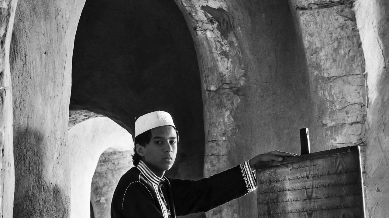Die Moschee in Awlija im Nordosten des Landes gehört zu den ältesten Moscheen in Libyen