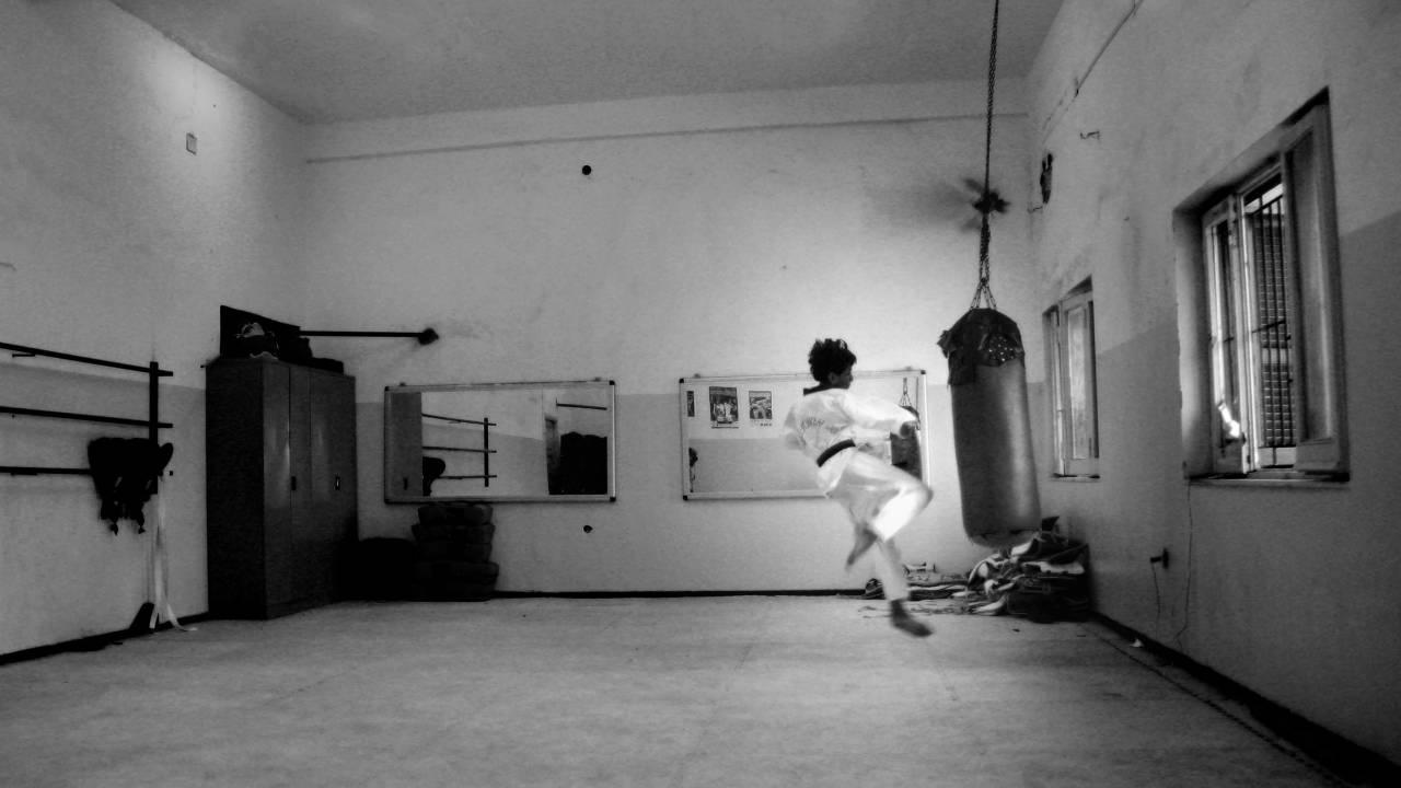 Aus dem Foto-Wettbewerb »Sport in Libyen«