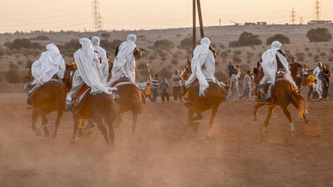 An entry from the fifth round of the Libya Uncharted photo award