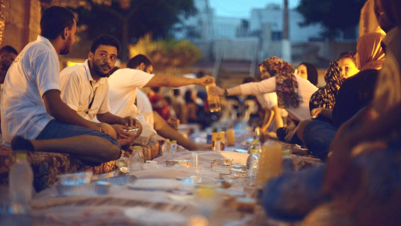 Aus der Serie »Ramadan in Libyen«