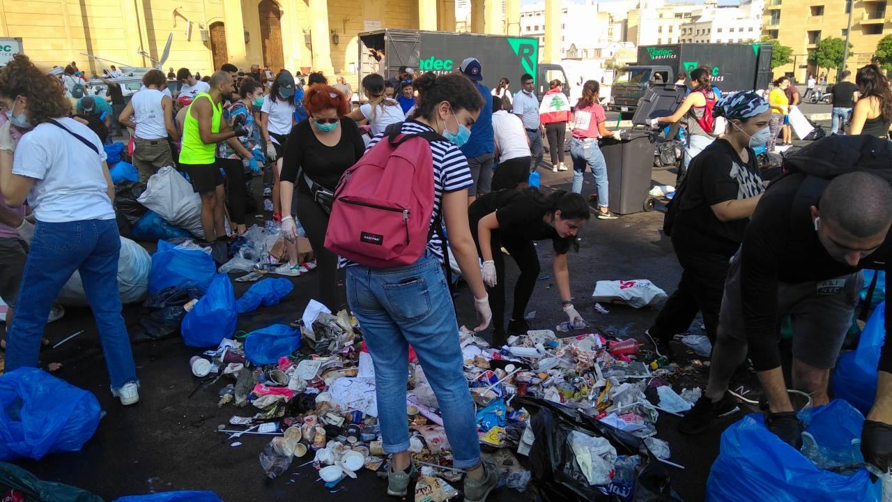 Öffentlicher Raum und die Proteste im Libanon