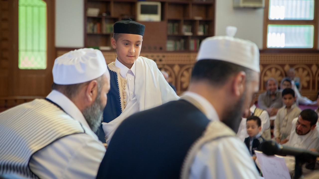 Aus der Serie »Religiöser Wettstreit während des Fastenmonats Ramadan«