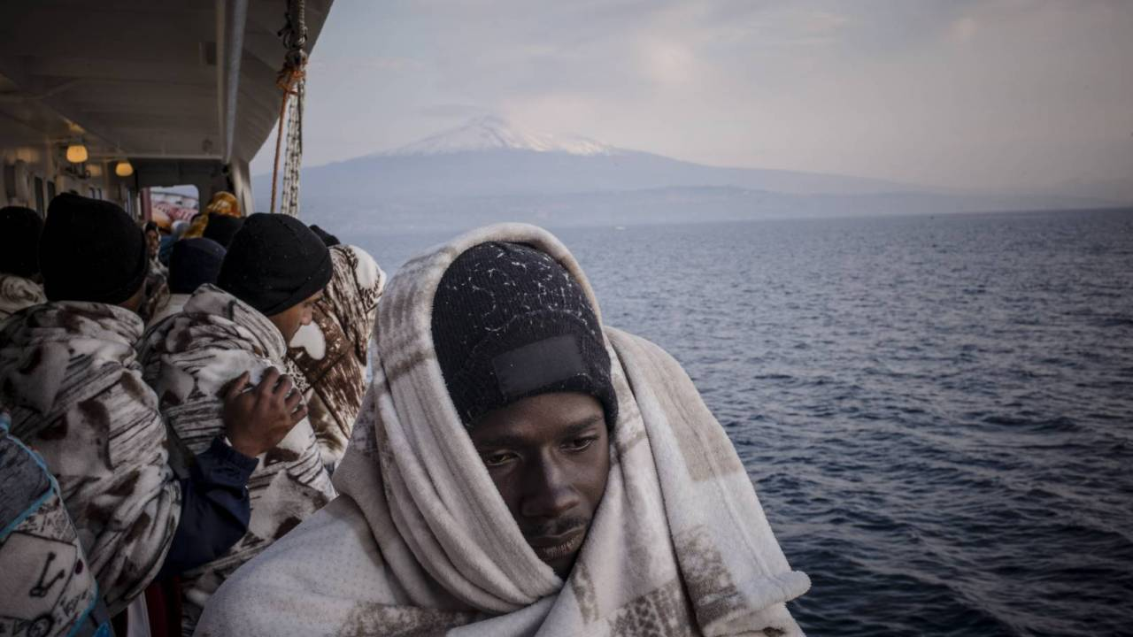 For migrants the journey to Europe is long and harrowing; but even if they reach Europe, their future there may be uncertain and difficult.