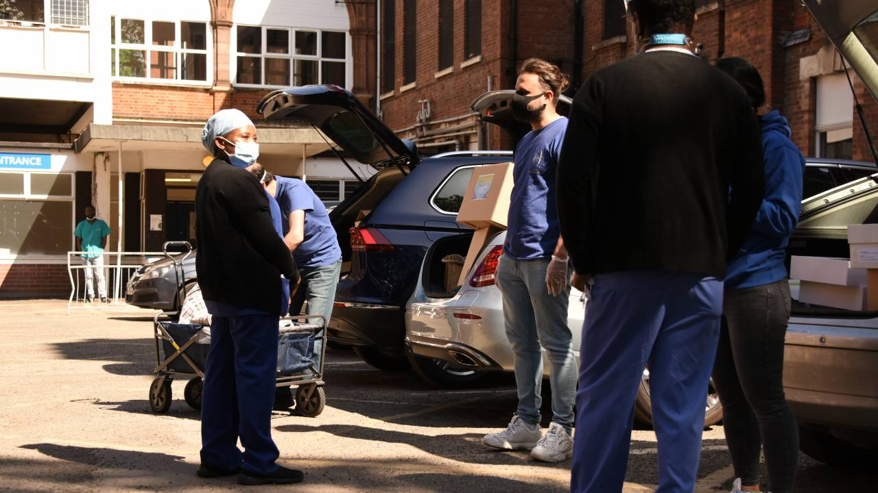 Islamic Charity amid the Corona Pandemic
