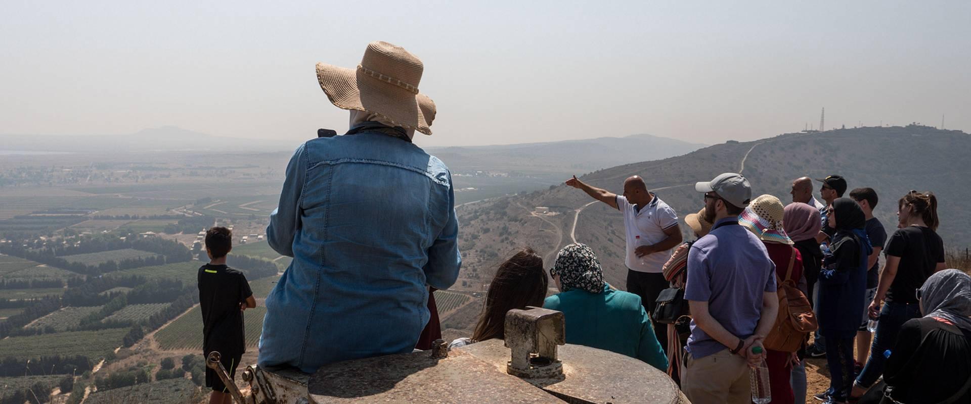 Drusen auf dem Golan