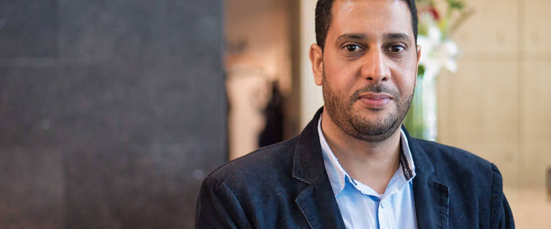 Interview mit Abdelaziz Al-Dhari