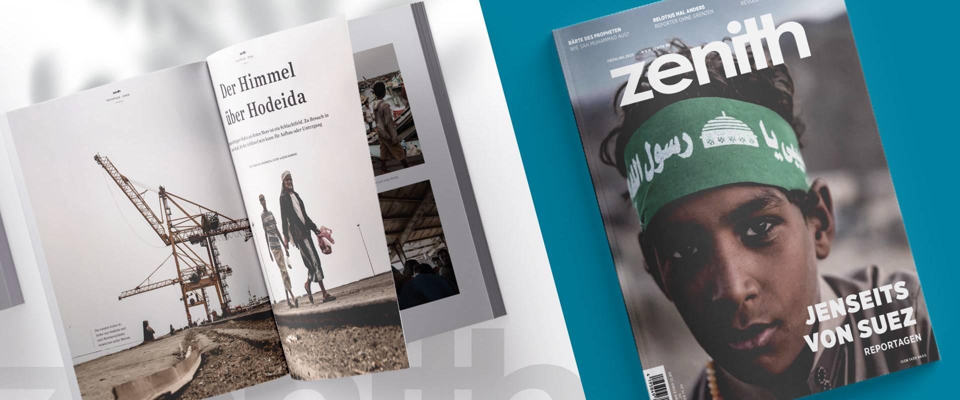 Cover zenith 1/20