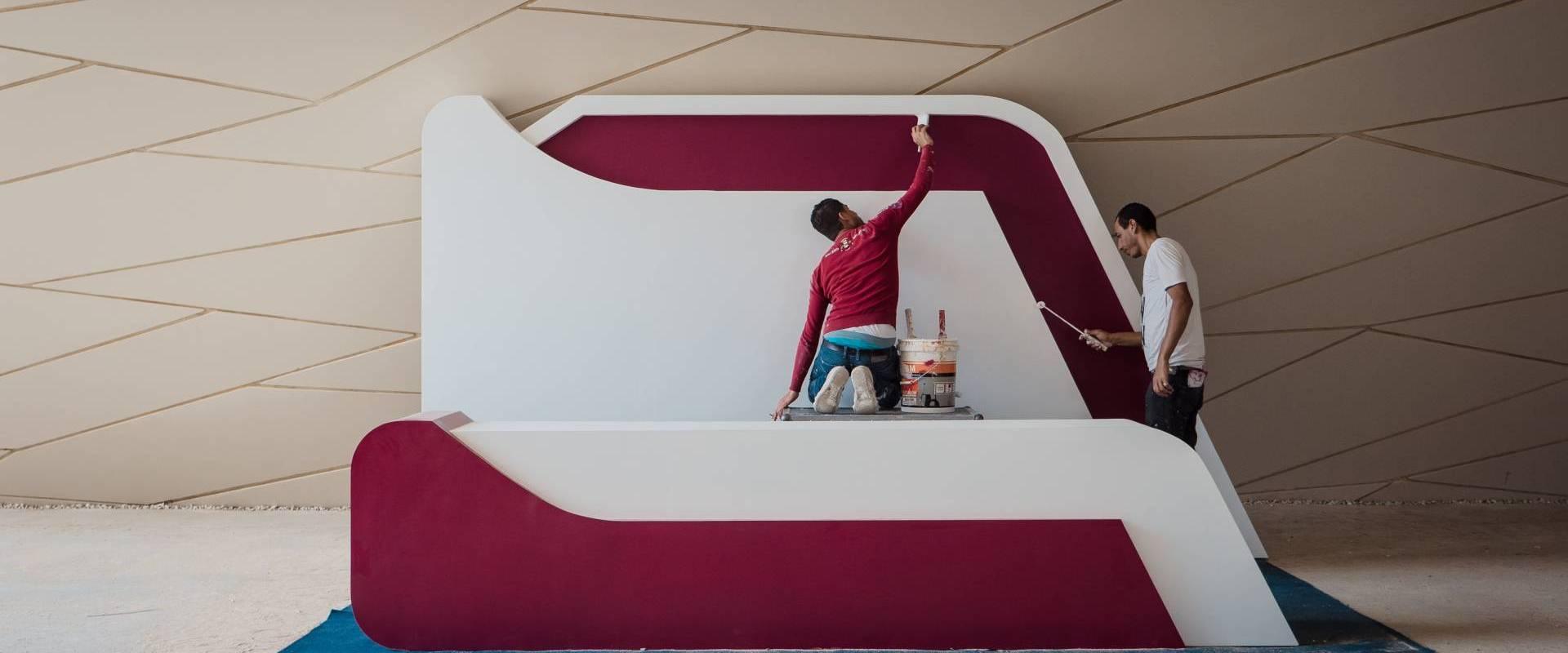 Eröffnung des neuen Nationalmuseums in Katar
