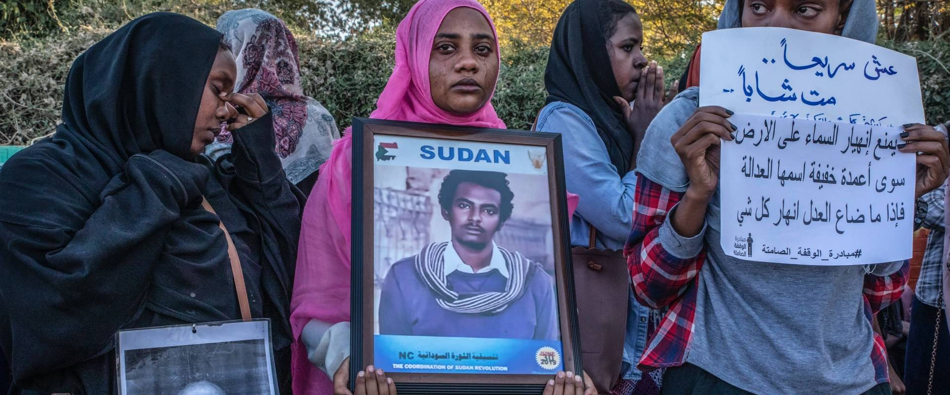 Sudan's Unfinished Revolution