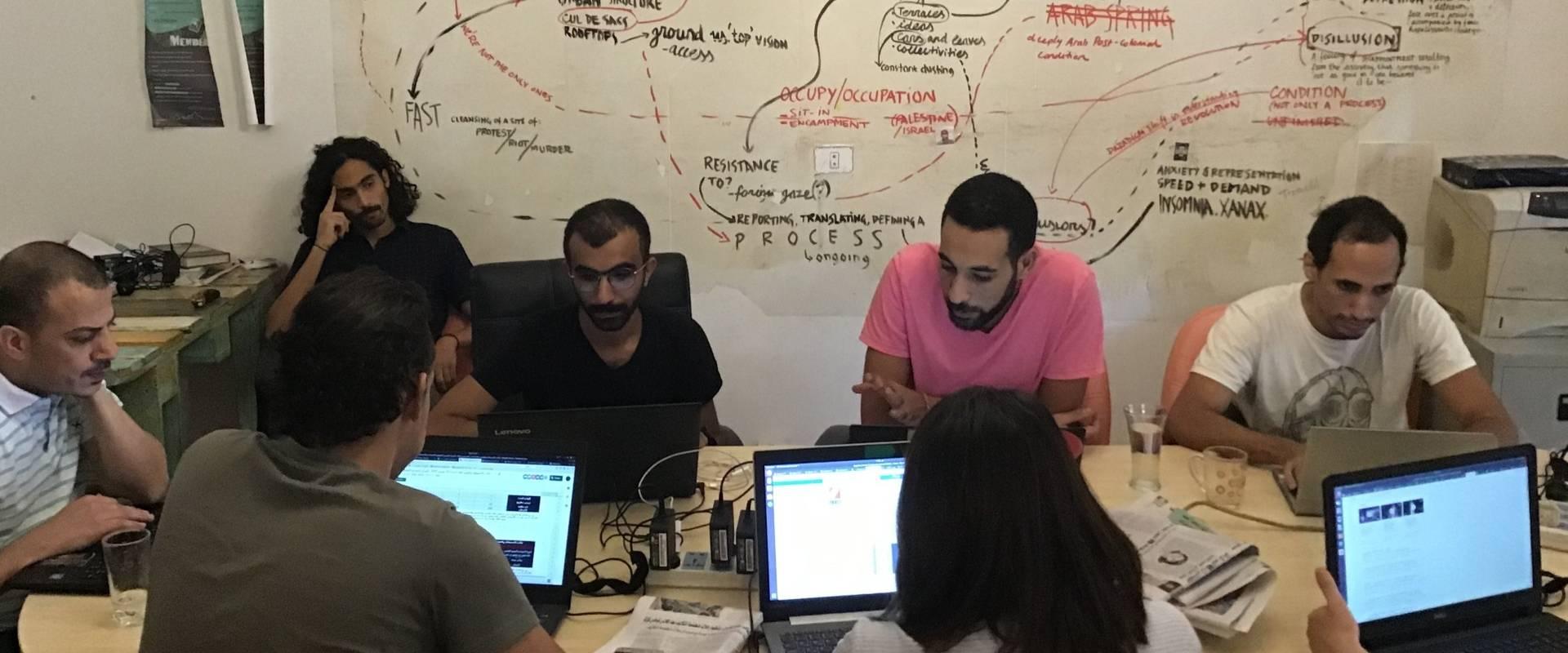 Crackdown on Egyptian media outlet Mada Masr