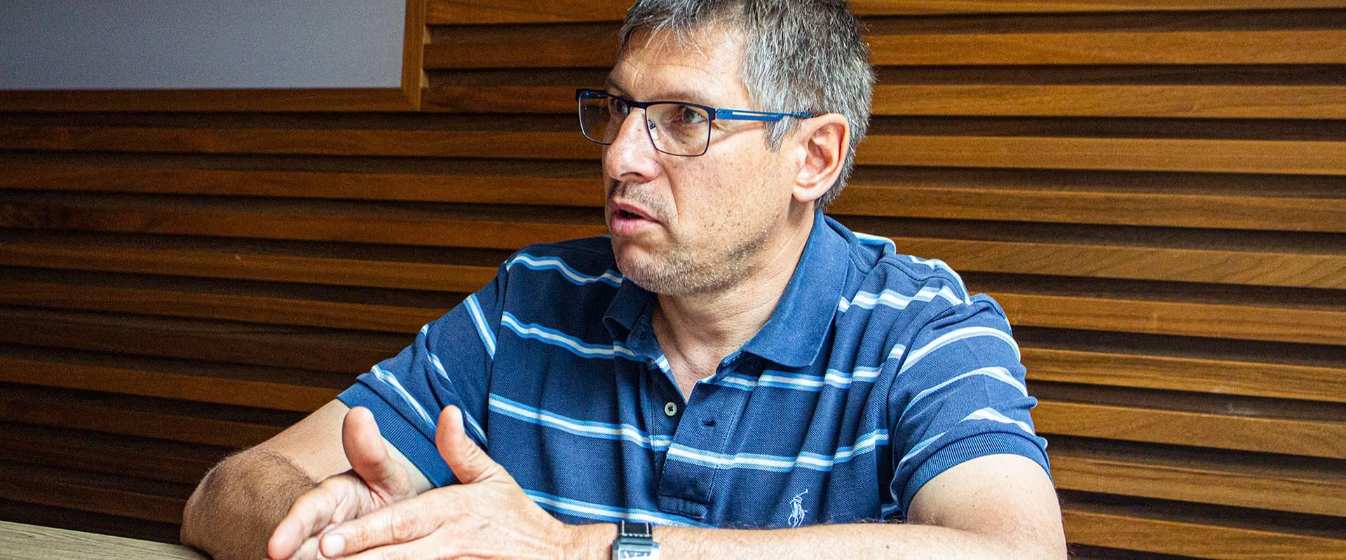 Interview mit Fabrice Balanche über den Kampf um Idlib und die Türkei und Russland in Syrien