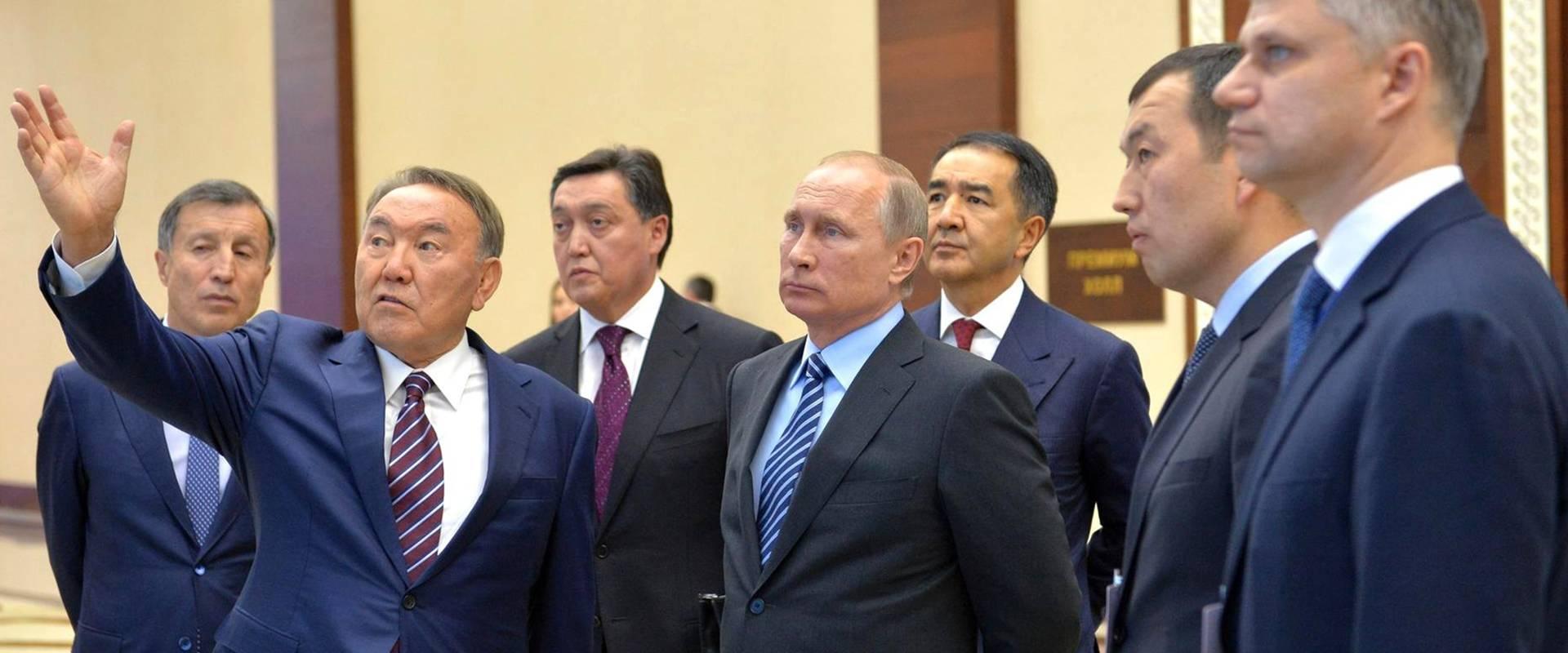 Interview über Machtwechsel in Kasachstan