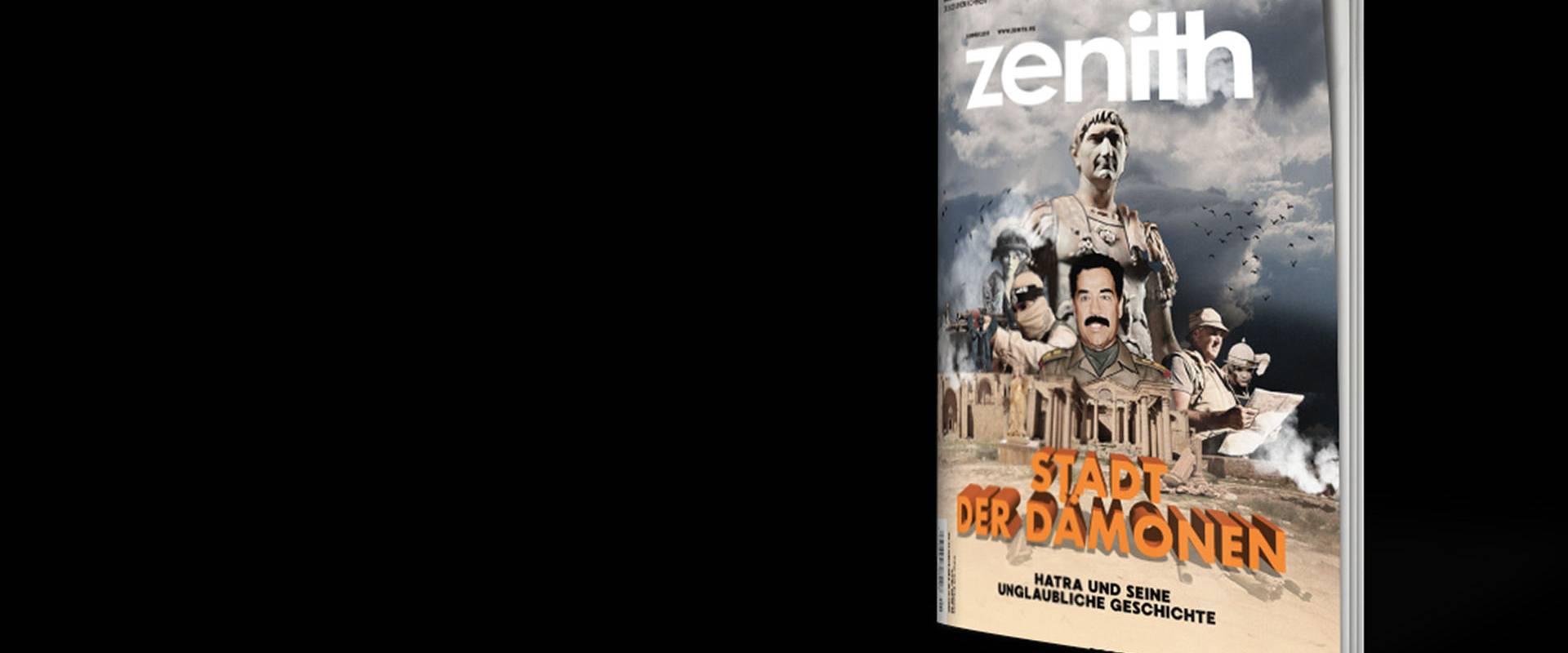 zenith 01/19: Die Stadt der Dämonen