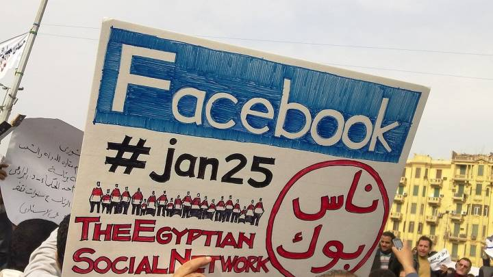 Twitter, Facebook and censorship in Egypt