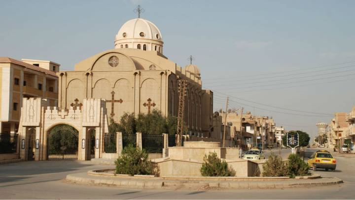 Armenische Kirche in Hasakah