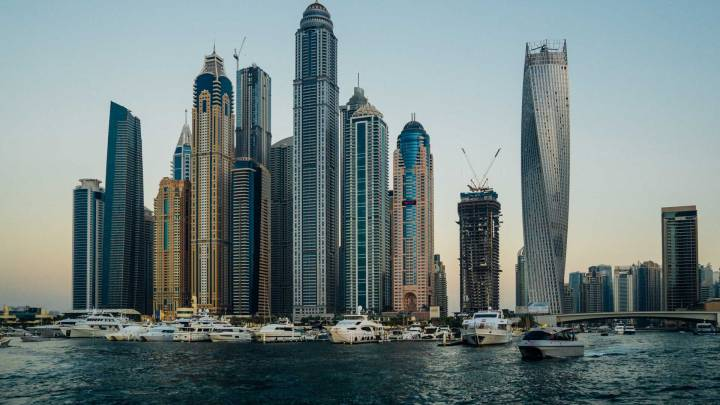 As Middle East countries diversify their economies technical skills are in demand.