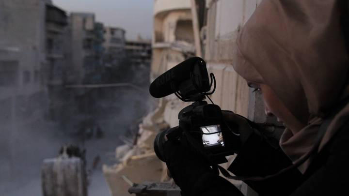Interview mit Regisseurin Waad al-Kateab über Syrien und For Sama