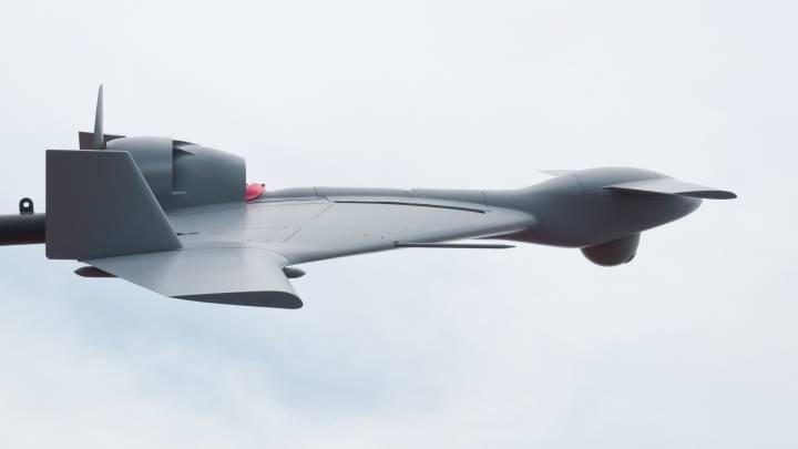 Kamikaze Drones over the Caucasus