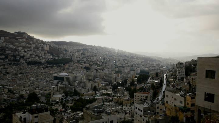 Stadtansicht Nablus