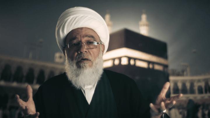 Der schiitische Scheich Subhi Al-Tufayli im Libanon