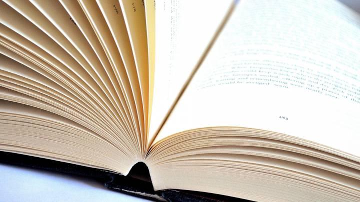 Geöffnettes Buch