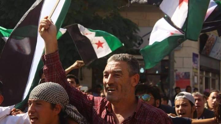 Krieg in Syrien und Flucht aus Idlib