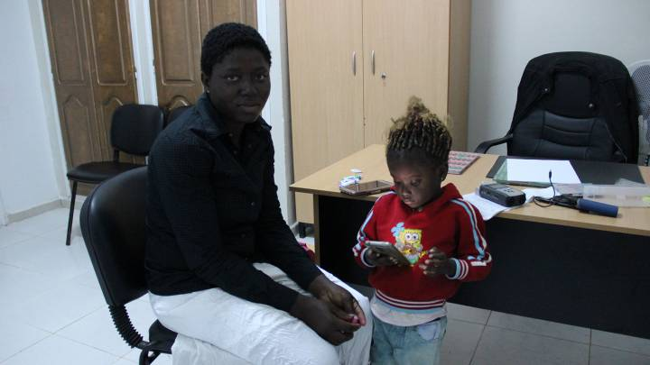 African migrants in Tunisia
