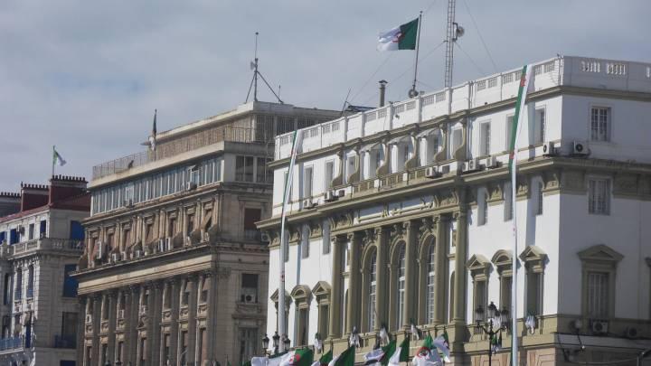 مجلس الشيوخ الجزائري